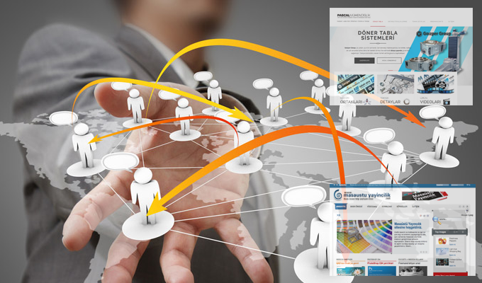 internet sitesi yapımı ve hosting